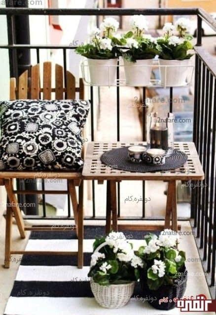 صندلی های کوچک با طراحی برندهای مطرح