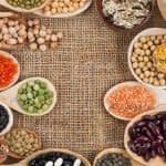 گیاهان سرشار از پروتئین کدامند؟