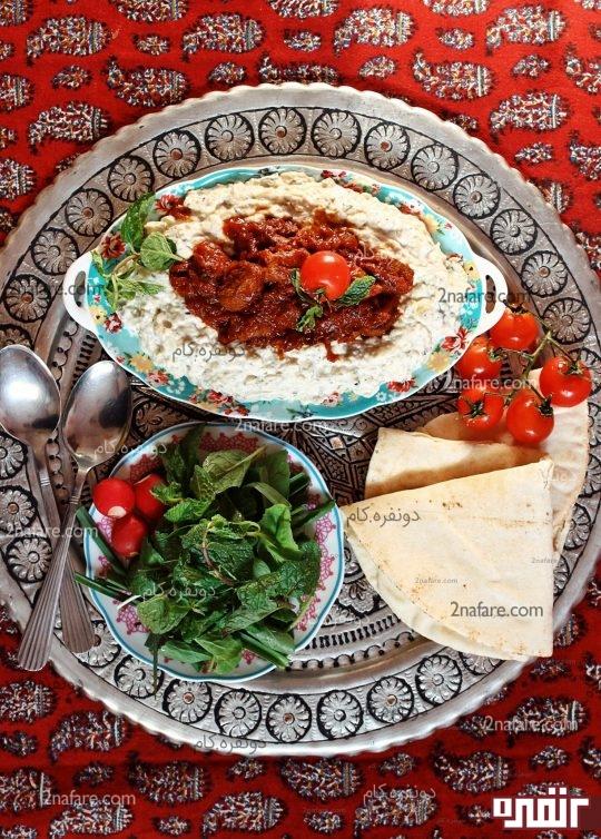 علی نازیک کباب ترکی