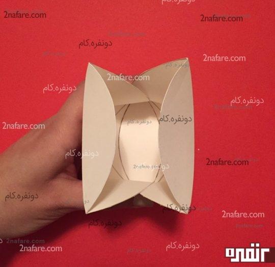 جمع کردن جعبه