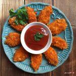 طرز تهیه مرغ سوخاری بدون روغن در فر