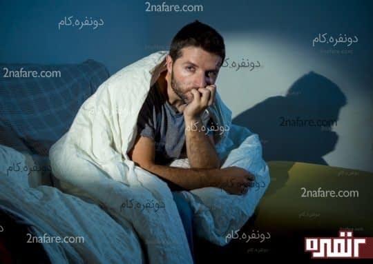 نکاتی برای بهتر خوابیدن