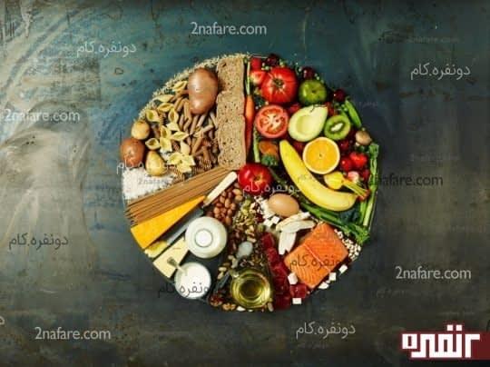 تغذیه سالم برای خواب بهتر