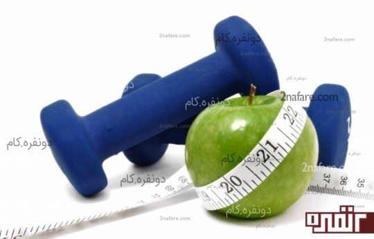 کاهش وزن و ورزش