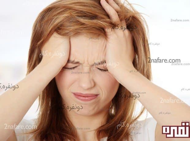 عادات بدی که باعث سردرد میشوند