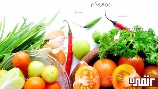 کاشتن سبزیجات در گلدان