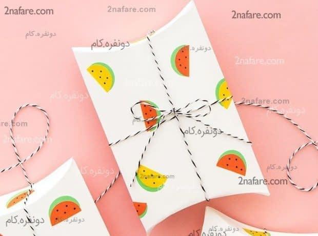 هندوانه های برچسبی