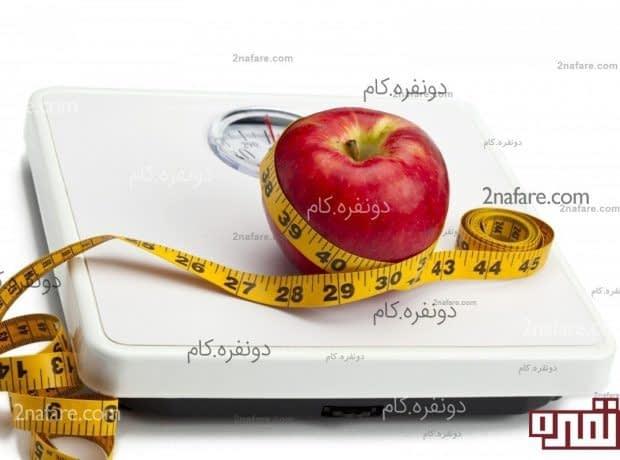کاهش وزن و سوزاندن چربی