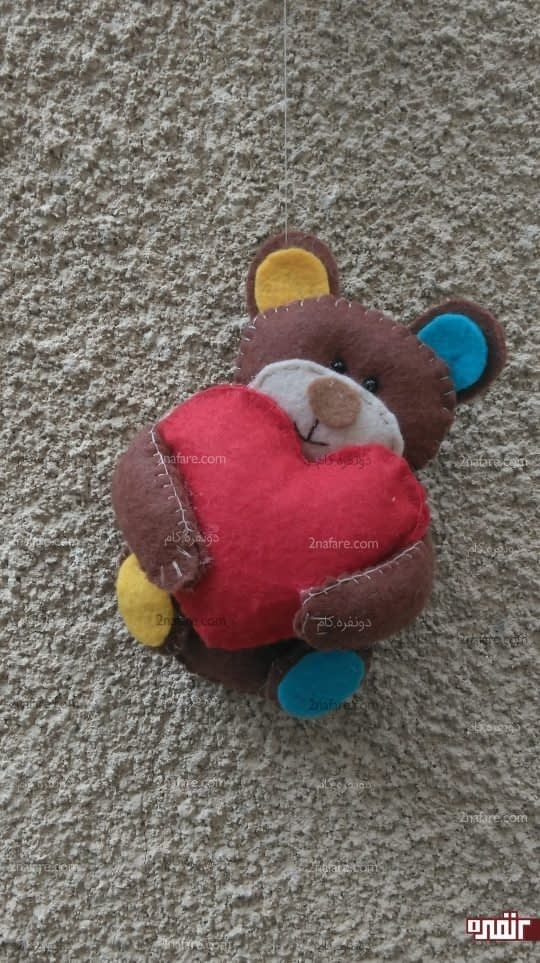 مگنت خرس