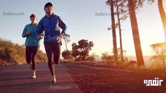 انجام ورزش صبحگاهی و شادابی در طول روز