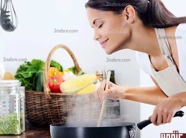 باز شدن منافذ پوست با بخور