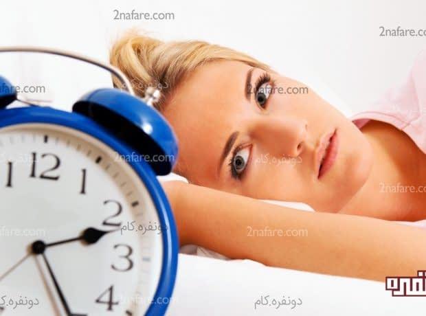 راهکار هایی ساده برای مقابله با بی خوابی