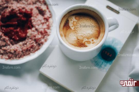 اختلال در خواب با مصرف قهوه