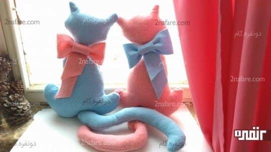 کوسن گربه