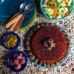 طرز تهیه استانبولی پلو با کوفته قلقلی