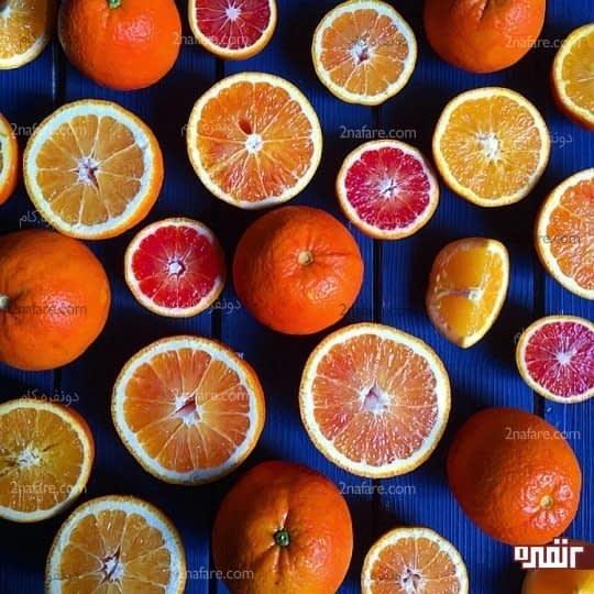 مصارف پرتقال