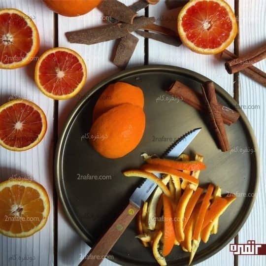 خوشبو کننده پرتقال