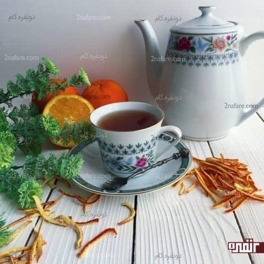 چای پرتقال