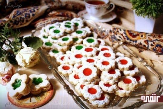 شیرینی آلمانی