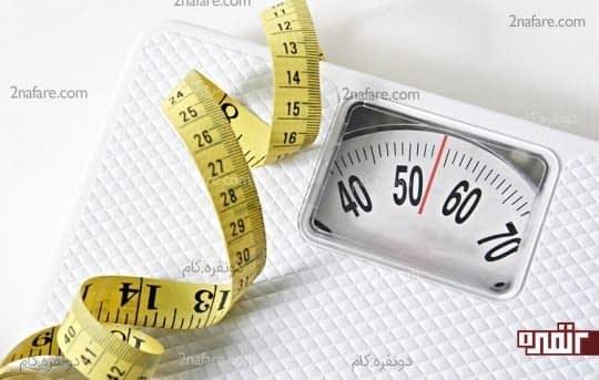 کنترل اشتها و کاهش وزن