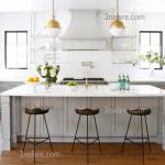 تبدیل آشپزخانه قدیمی به مدرن با کمترین هزینه ها