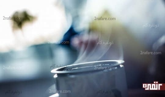 نوشیدن آب گرم و افزایش گردش خون در بدن