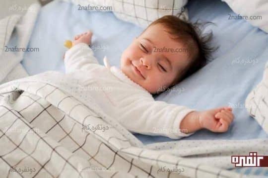 خوابی آرام با نوشیدن آب گرم