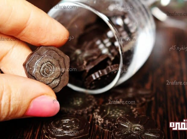 شکلات خانگی