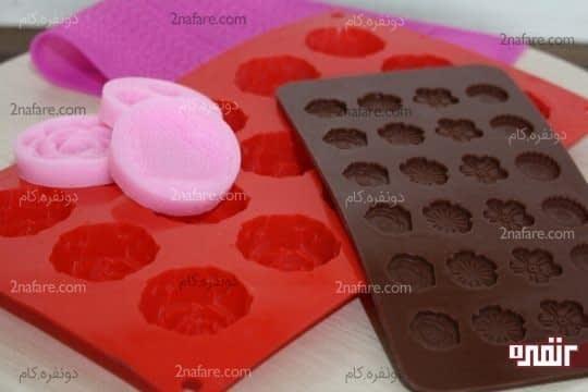 قالب و مت شکلات