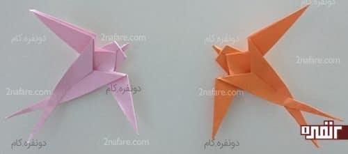 پرستو اوریگامی
