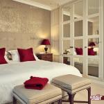چند پیشنهاد برای تزیین اتاق خواب با آینه