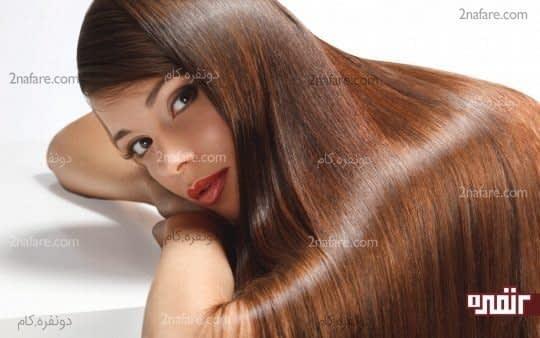 شست شوی زیاد مو باعث آسیب رساندن به آن می شود
