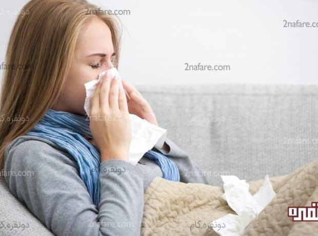 مبارزه با آنفولانزای فصلی