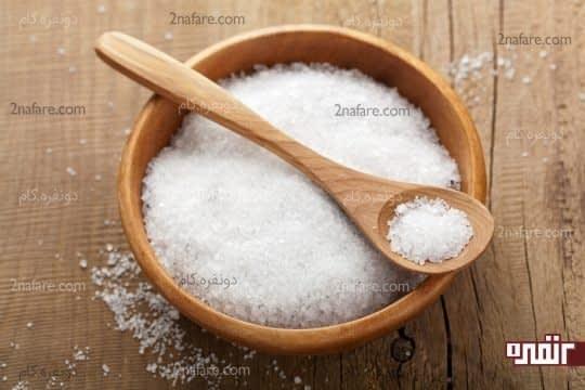 کمتر نمک مصرف کنید