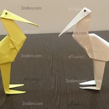 لک لک اوریگامی
