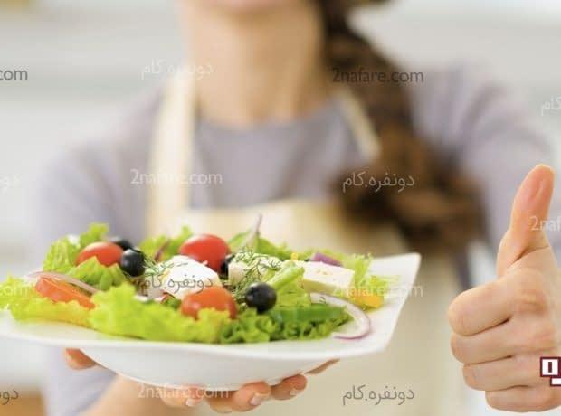 مواد غذایی بسیار مفید برای زنان