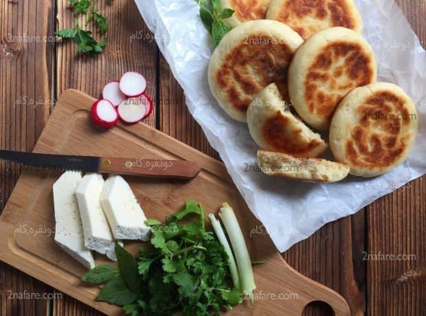 نان تونسی