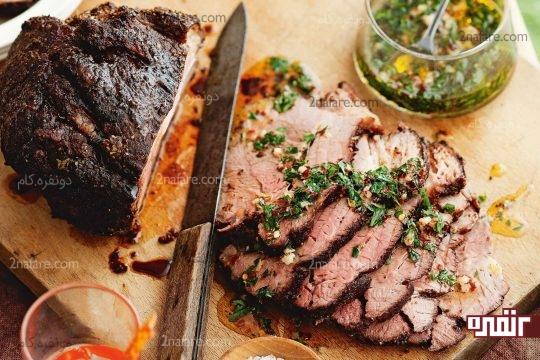 گوشت قرمز و تامین آهن در بدن