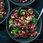 خواص میوه و سبزیجات به تفکیک رنگ