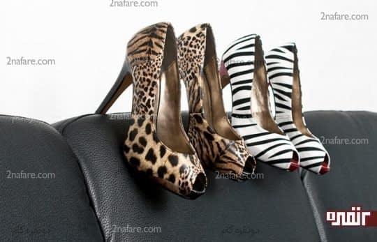 کفش های جلوباز