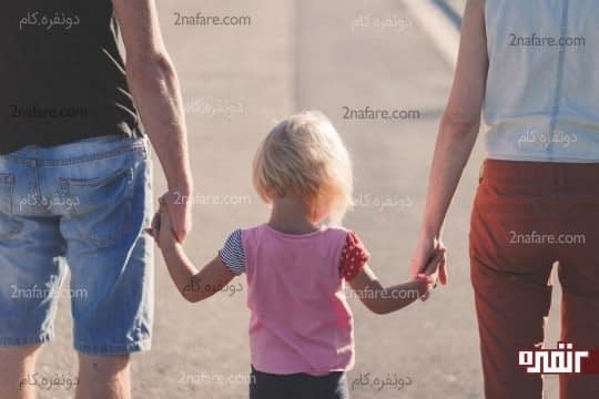 احساس امنیت مهم ترین نیاز بچه ها