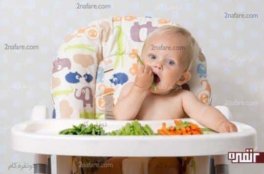 محل مناسب غذاخوری برای کودکتان در نظر بگیرید