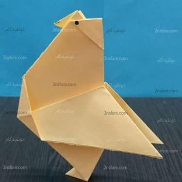 مرغ اوریگامی