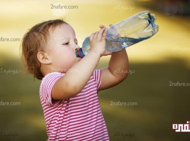 نوشسدن آب در حین ورزش را فراموش نکنید