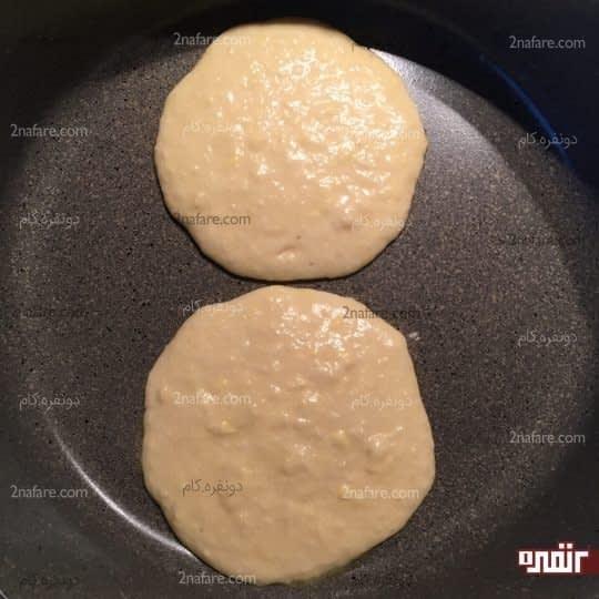 پختن پنکیک