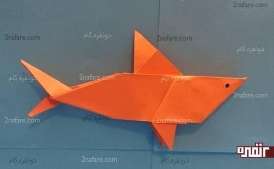 کوسه اوریگامی
