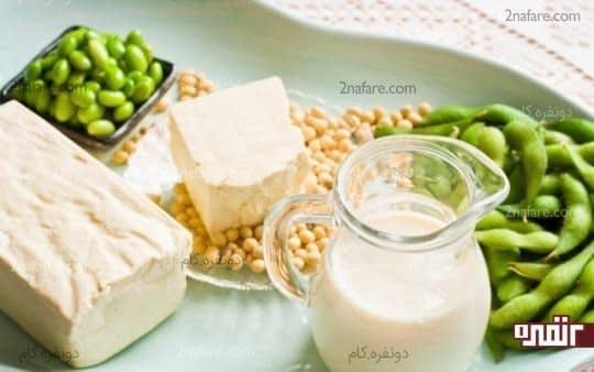 رژیم غذایی کامل و سالم