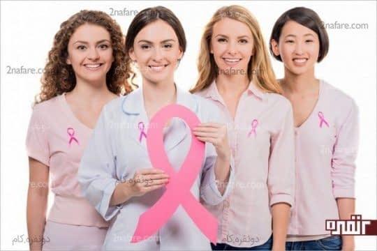 نقش رژیم غذایی در سرطان پستان