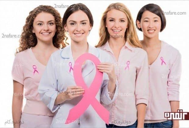 نقش رژيم غذايي در سرطان پستان