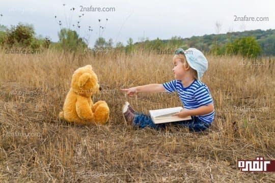 بالا بردن مهارت های اجتماعی بچه ها